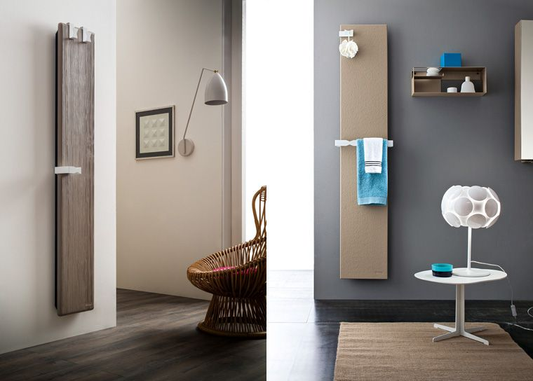 Radiador New Arblu Hito bath collection with decorative radiators