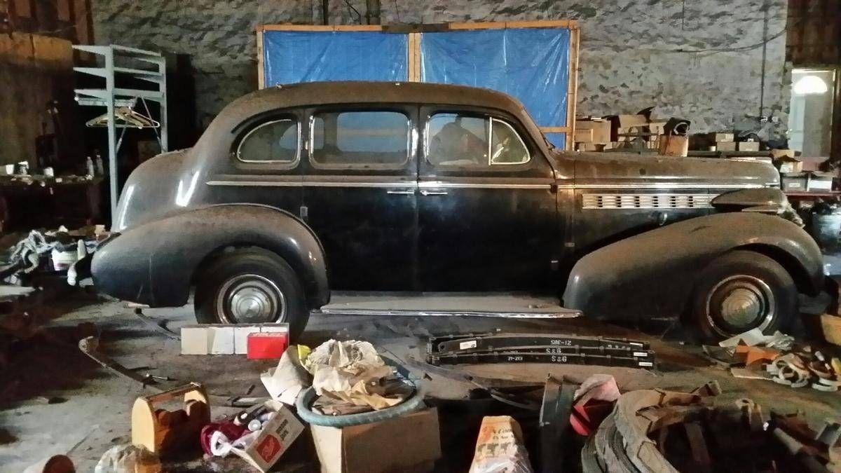 1938 buick super 8 4 door for sale hemmings motor news
