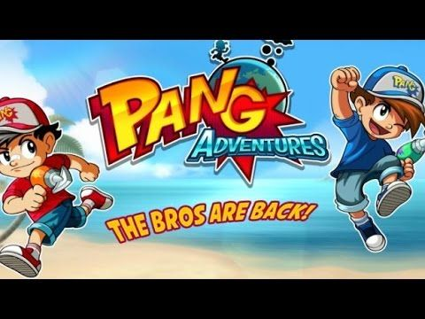 PANG ADVENTURES Gameplay iOS / Android / Steam / PS4
