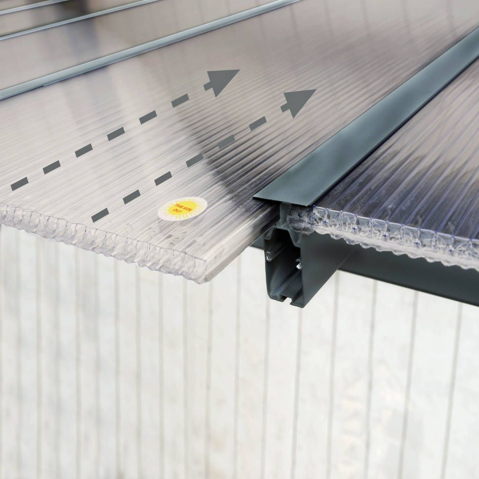 Olympia Plastic Standard Patio Awning Patio Awning Polycarbonate Roof Panels Roof Panels