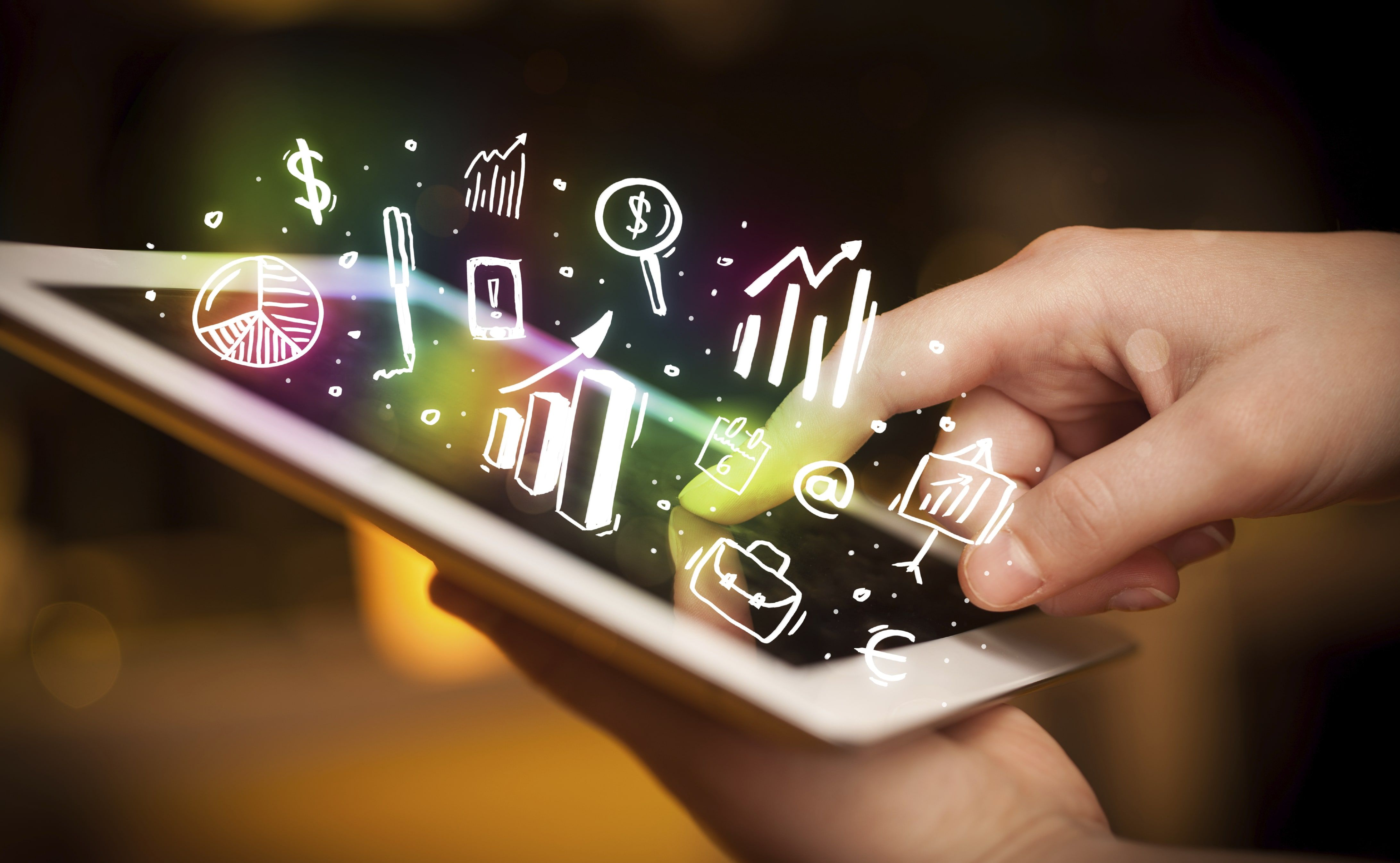 M-commerce :The right solution to small business needs