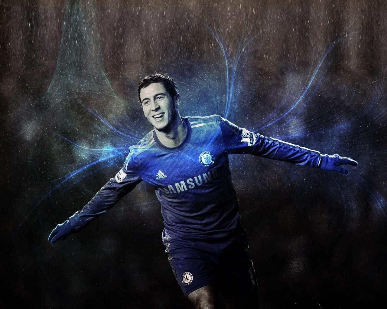 Eden hazard hd background wallpaper eden hazard wallpaper eden hazard hd background wallpaper voltagebd Image collections