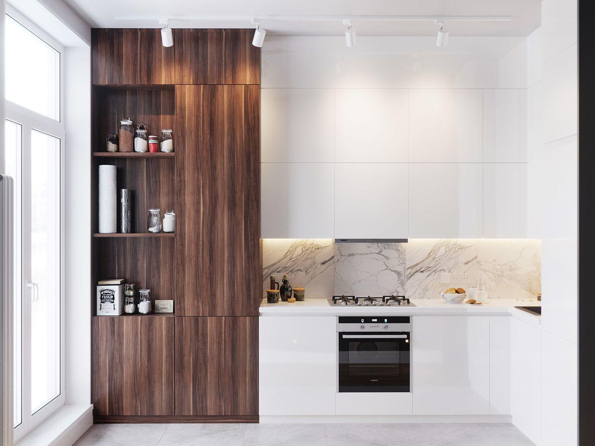 Apartments in Minsk   Minimally   Pinterest   Cocinas, Ideas de ...