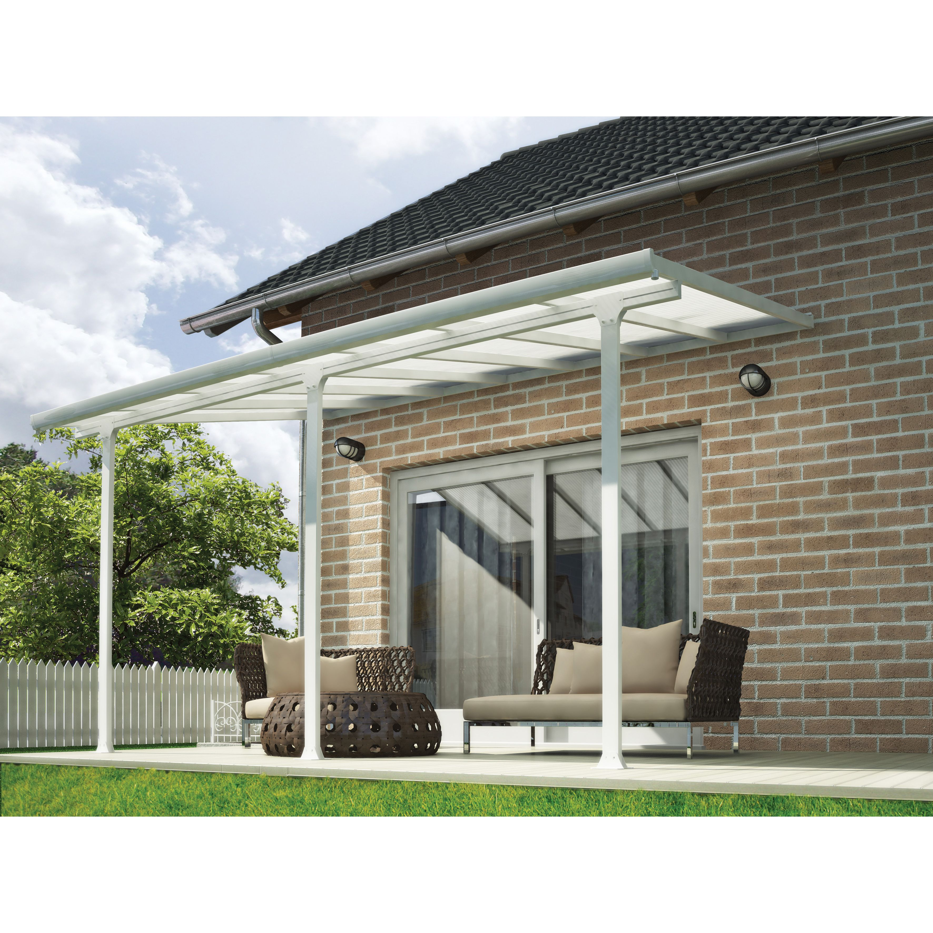 Palram Feria Patio Cover Awning Ping S On Sunsails
