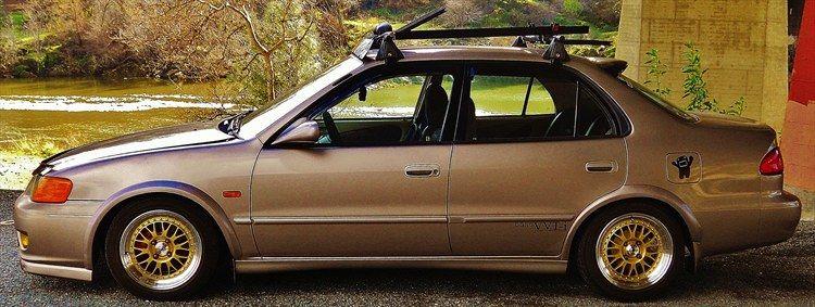 2001 Corolla Wide Ilovecorollale S 2001 Toyota Corolla In Ilovecorollale Toyota Corolla New Corolla Toyota Cars