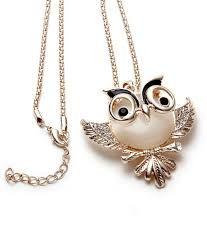 Resultado de imagem para owls pendant