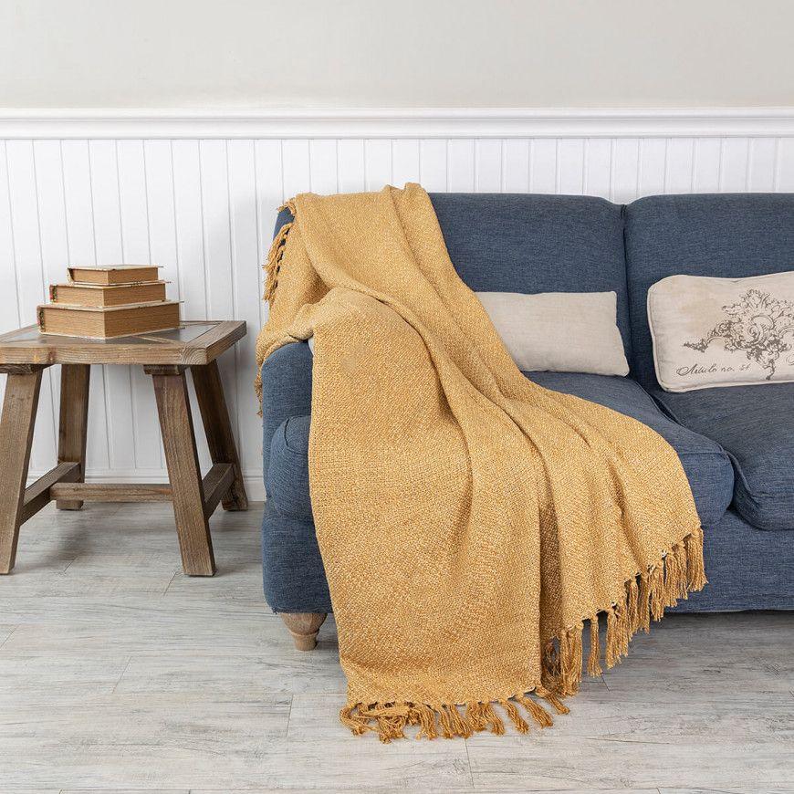 شال كنب لون بيج Sofa Covers Throw Blanket Blanket