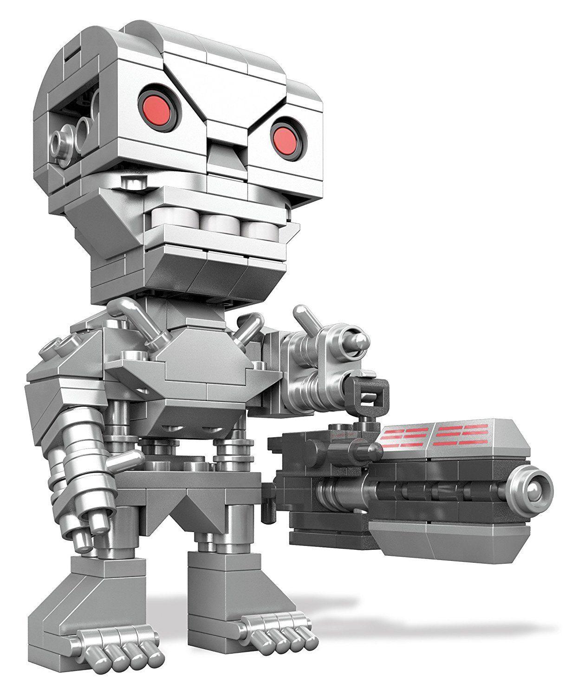 Mega Construx Kubros Terminator T800 Building Kit Mega