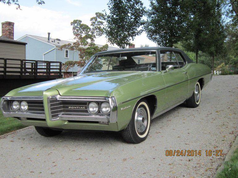 1969 Pontiac Ventura 2 Door Hardtop For Sale 1727980 Pontiac Ventura Pontiac Ventura
