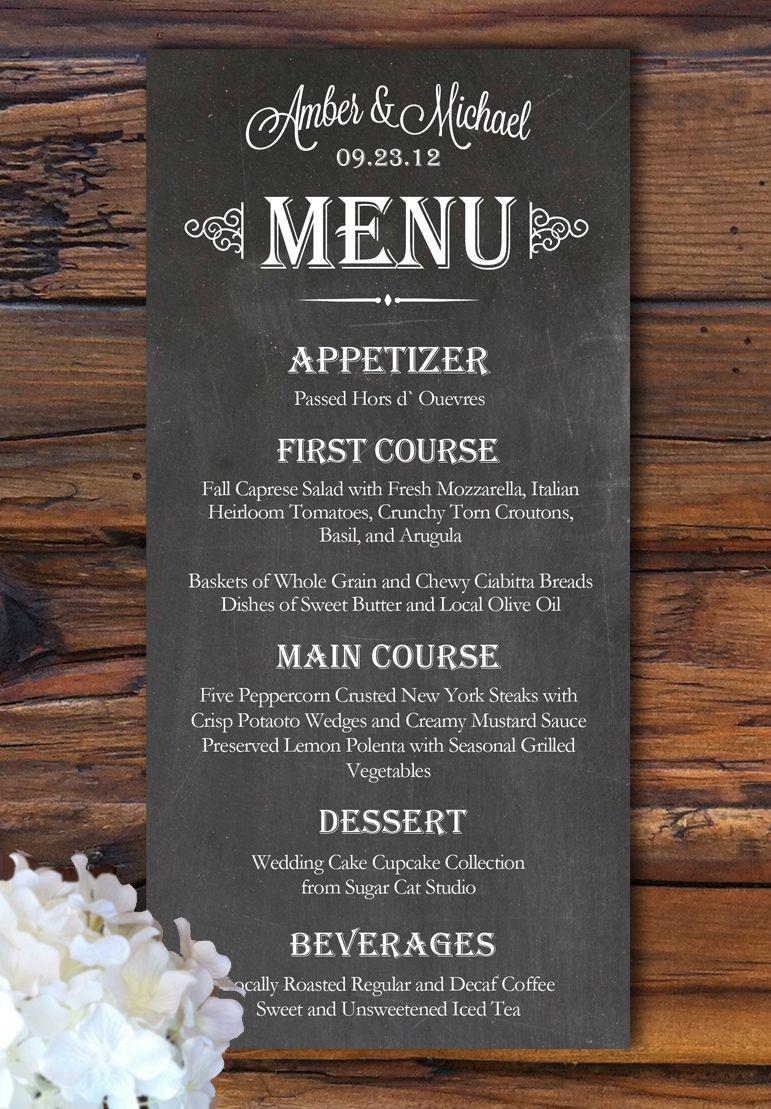 paper style wedding invitations%0A Hudson Valley Weddings     Creative Chalkboard Ideas for Weddings   chalkboard wedding menu