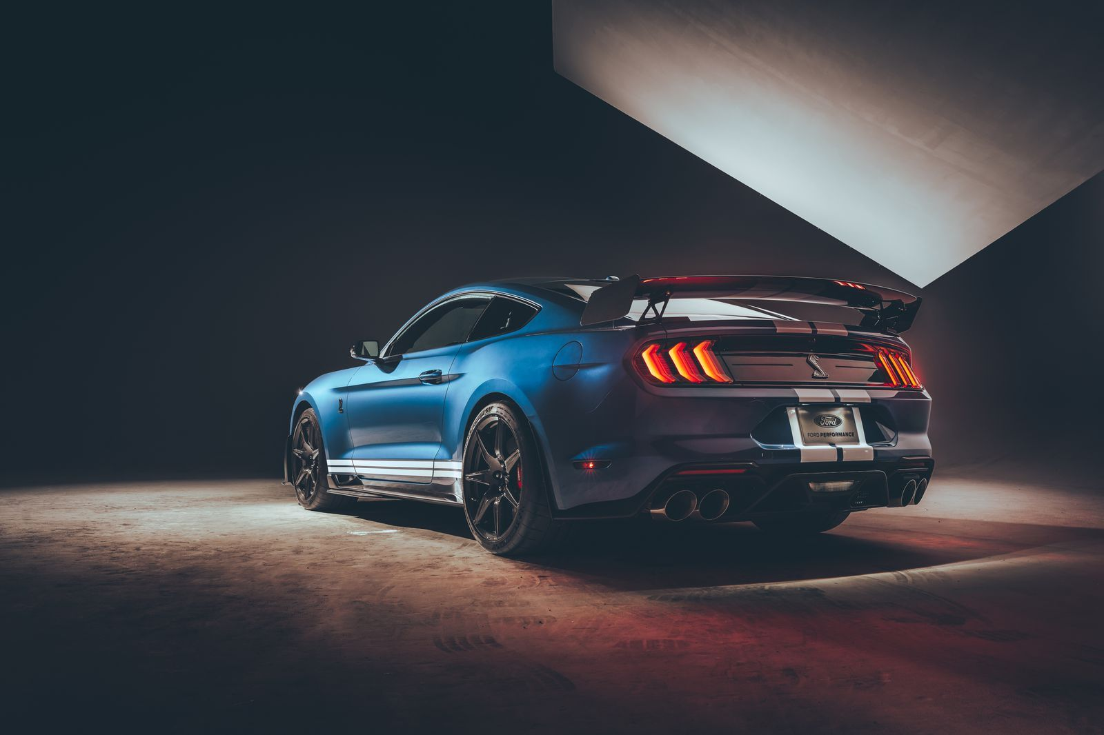 2020 mustang shelby gt500 is the most powerful ford ever built rh pinterest com