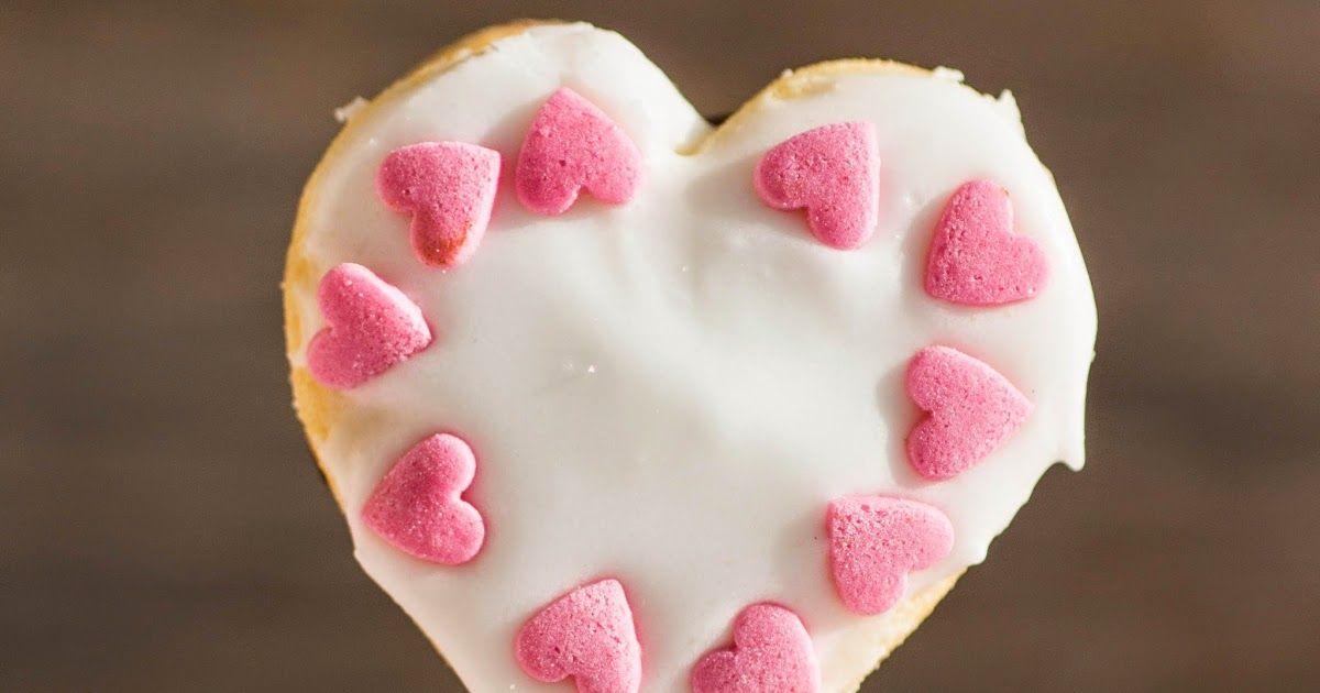 Valentinstag rezepte kekse