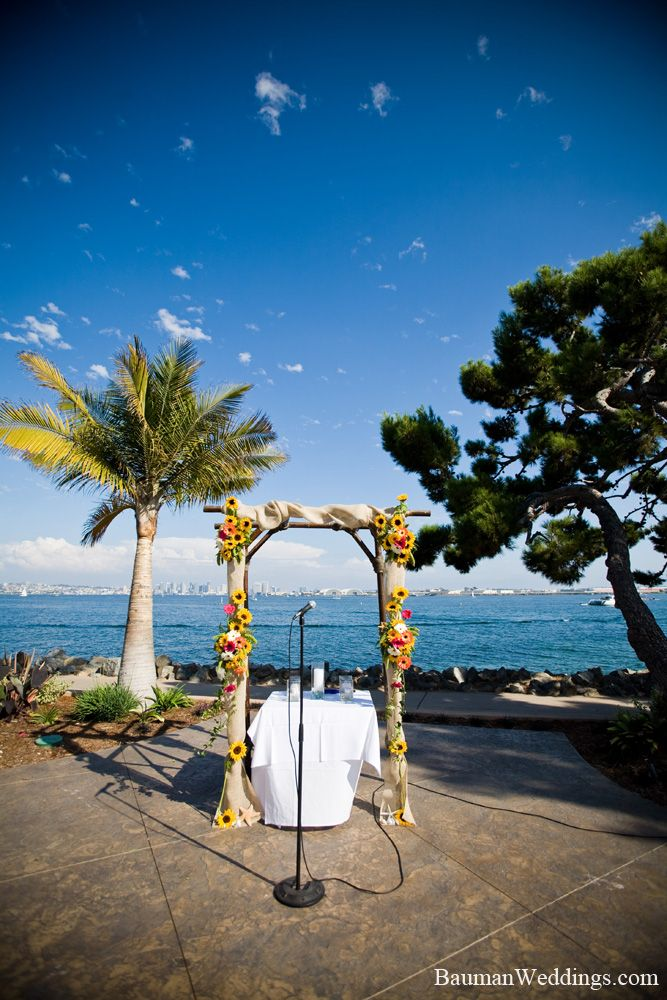 the bali hai on harbor island offers a san diego wedding on the bay rh pinterest com