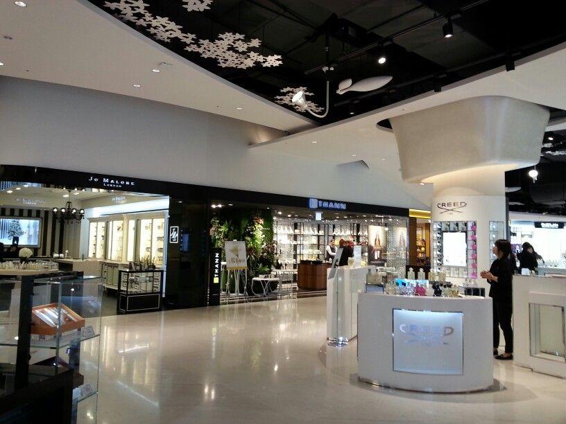 Newly opened Lotte Avenuel in Seoul, 2014