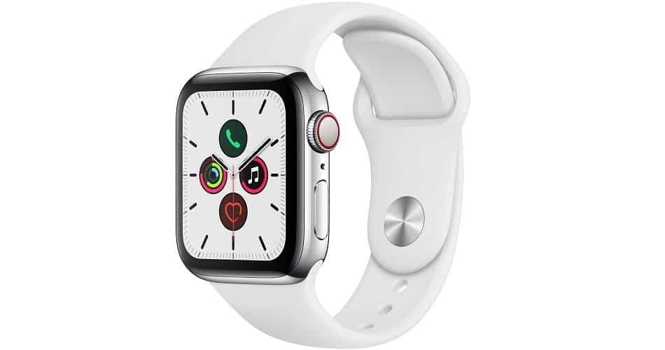 Apple Watch Series 5 Aluminum (LTE) Full Specification