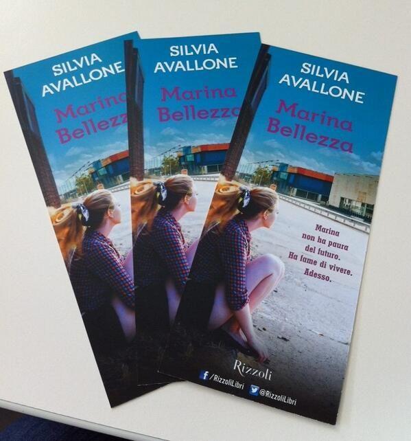"""From """"Il nuovo libro di Silvia Avallone: """"Marina Bellezza"""" Ed. Rizzoli"""" story by Simona Scravaglieri on Storify — http://storify.com/LeggendoLibri/il-nuovo-libro-di-silvia-avallone-marina-bellezza"""