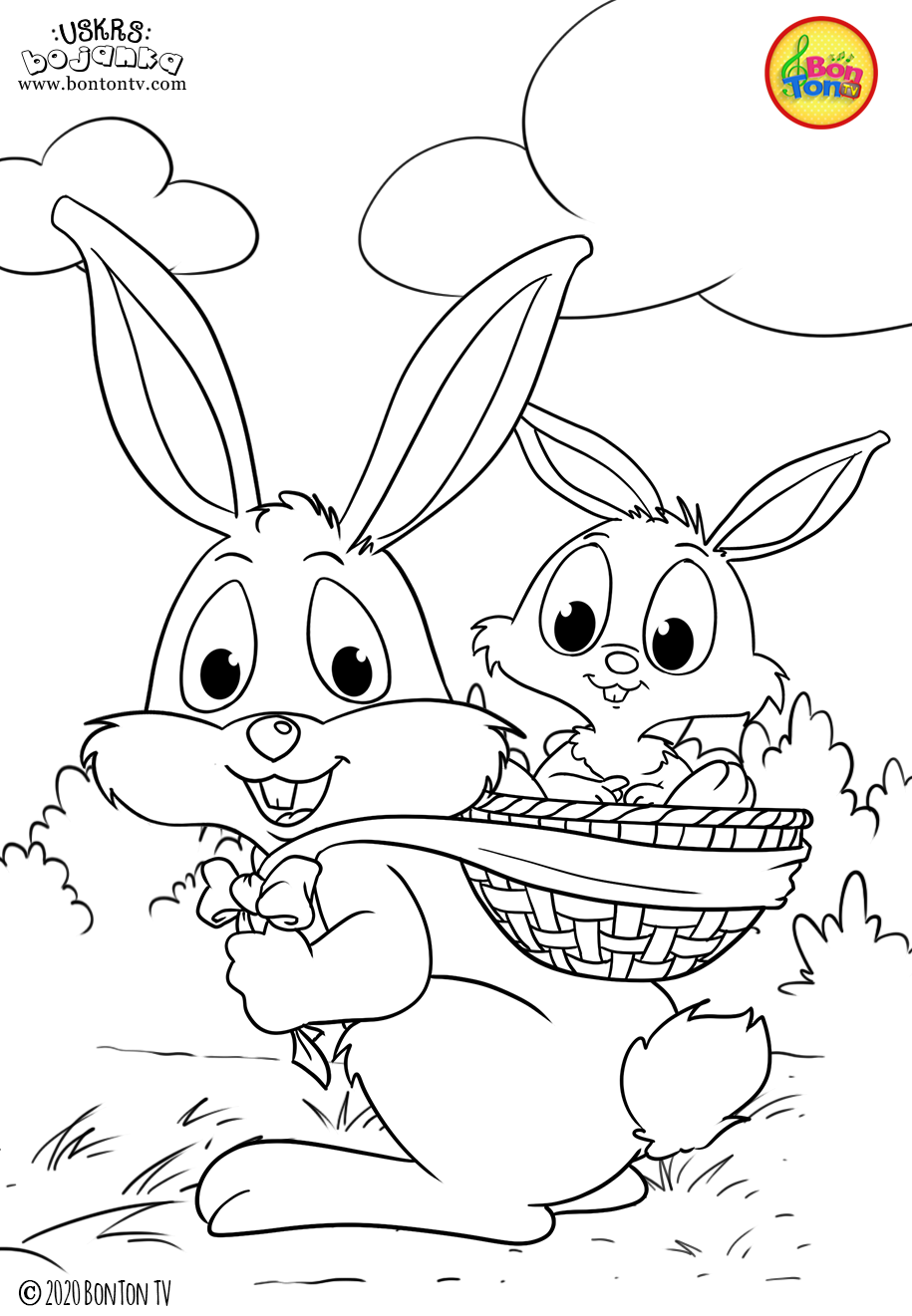 Pin Auf Coloring Pages Bojanke
