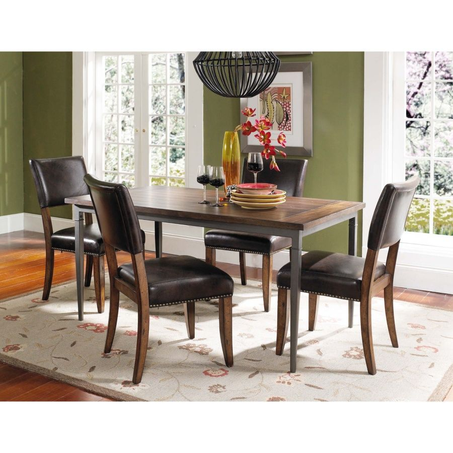 Hillsdale Furniture Cameron Rectangle Dining Set with