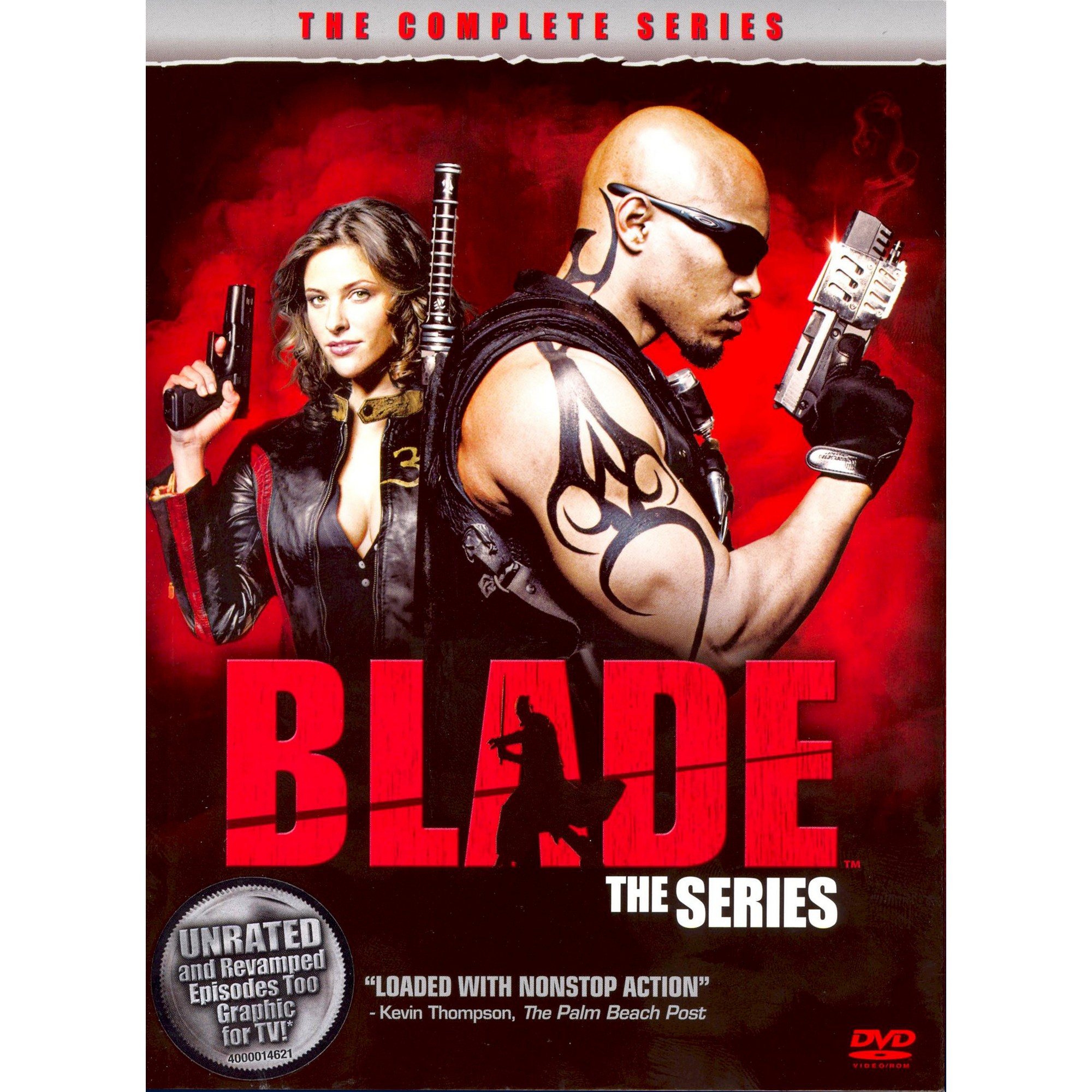 Blade The Series: The Complete Series (Dvd)