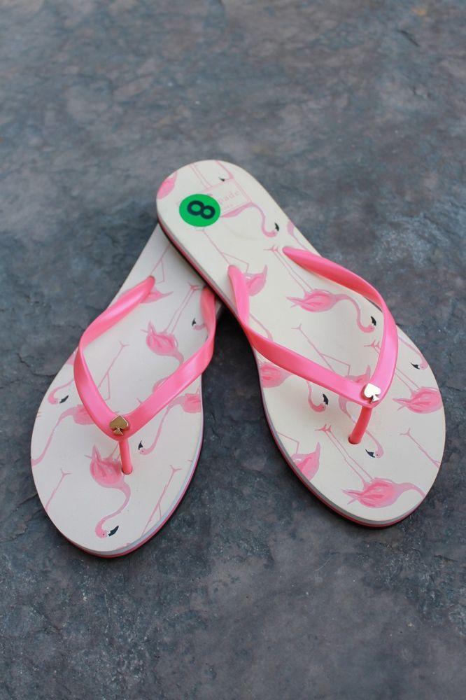 Nassau Flamingo Flip Flops VlT1IJgN