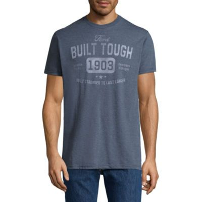 1836efe59f84 Ford Built Tough Graphic Tee   Story one   Graphic tees, Mens tops, Tees