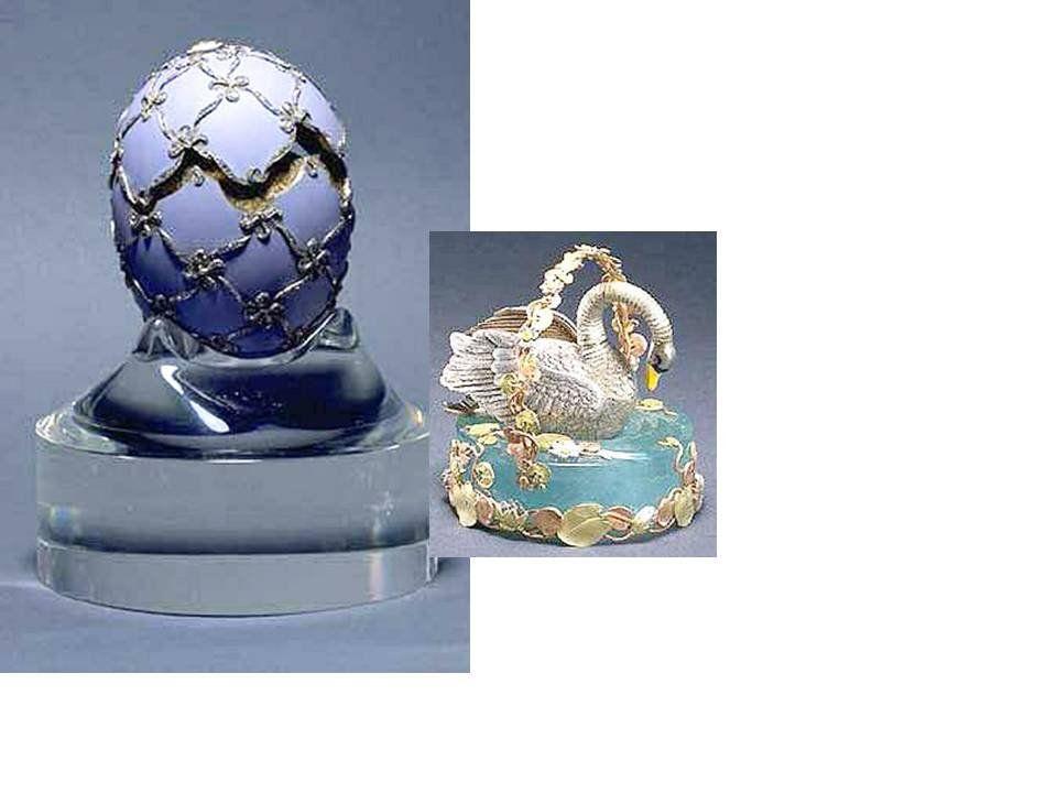 The online community for antiques, vintage & art object enthusiasts +Free Online appraisals :: Article :: The Fabergé Czar Imperial Easter Eggs - part 2