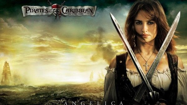 Download Pirates Of The Caribbean Angelica Wallpaper Hd
