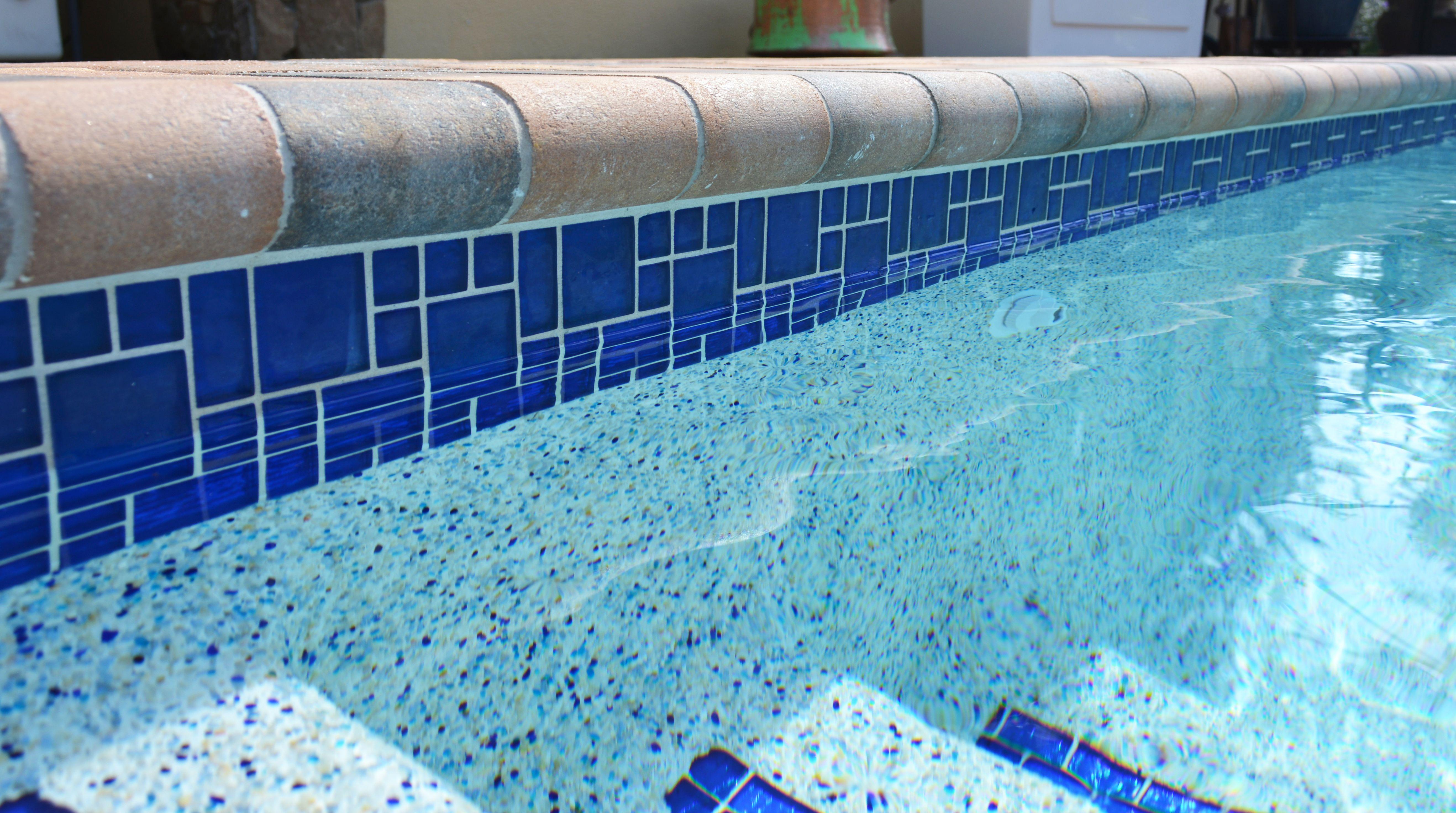 Galaxy Series Cobalt Glass Mosaic Tiles Glass Tile Mosaic Glass