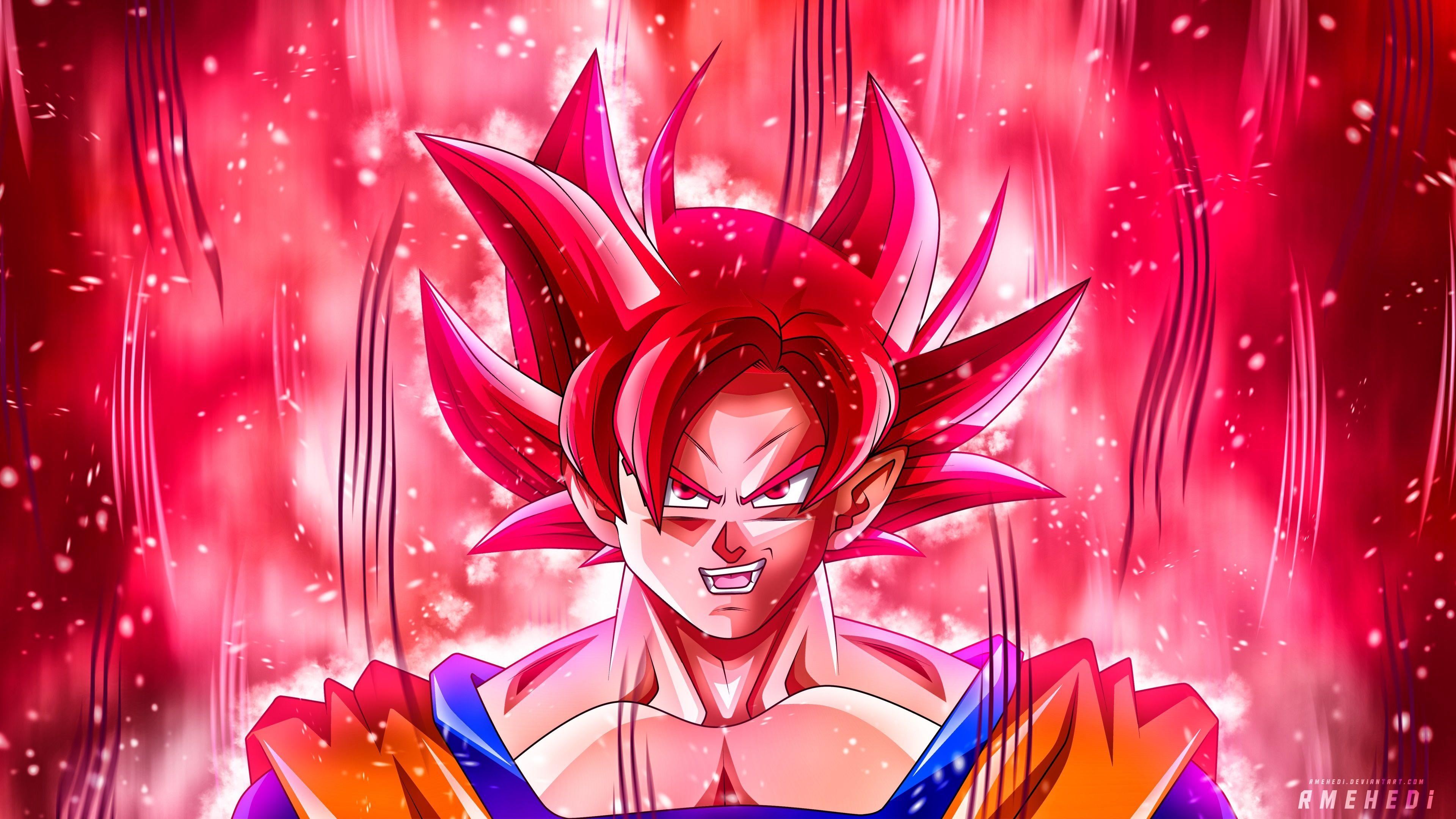 3840x2160 Goku 4k Wallpapers 1080p High Quality Goku