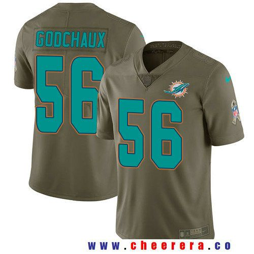 Davon Godchaux NFL Jerseys