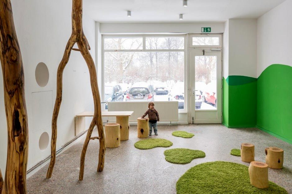 inspiring school interior design in germany commercial interior rh pinterest com