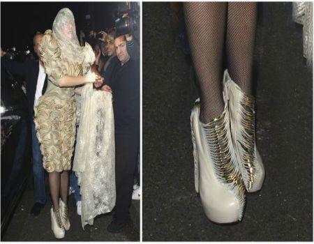 En Sus Zapatos Lady Gaga Fashion Mix Lady Gaga Shoes Lady Gaga Lady Gaga Fashion