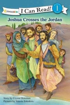 Joshua Crosses the Jordan - Peabody Main