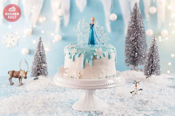 Elsa kuchen backen spiele