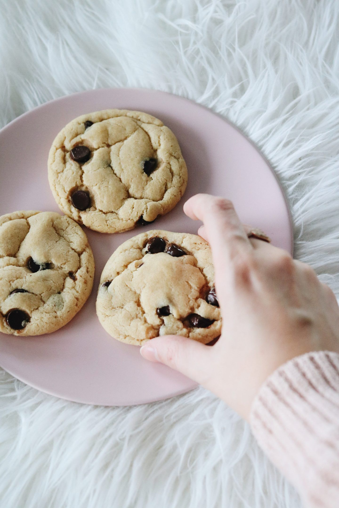 Chewy Chocolate Chip Cookies Recipe Liv B Recipe Chewy Chocolate Chip Cookies Healthy Chocolate Chip Cookies Chewy Chocolate Chip Cookies Recipe