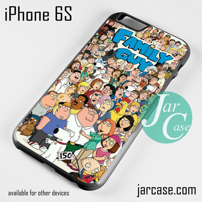 Family Guy All Characters Phone Case For Iphone 6 6s 6 Plus 6s