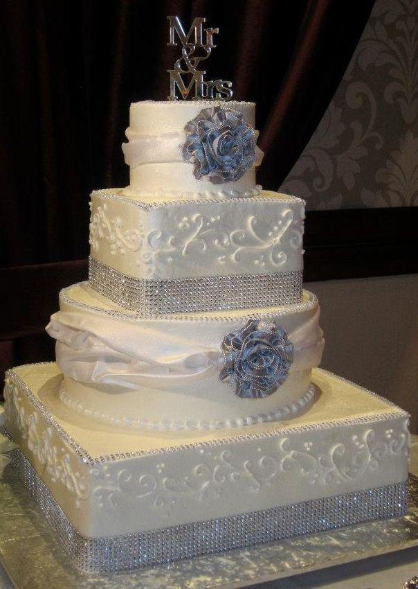Lovely Wedding Cakes Rochester Ny