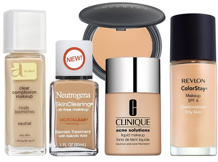 Best Liquid Foundation For Oily Skin Of 2014
