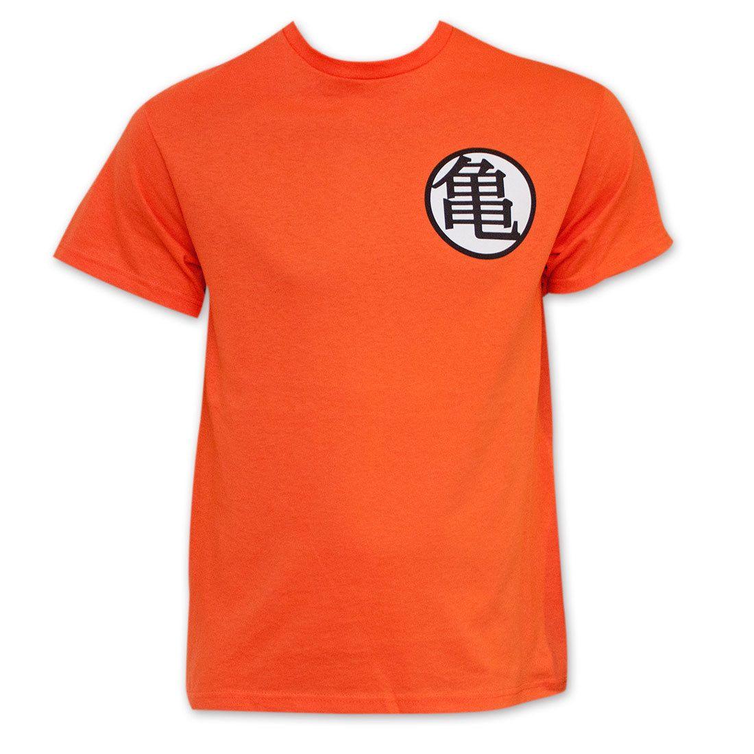 Dragon Ball Z King Kai Goku Symbol Costume T Shirt Tees