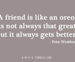 oreo friends