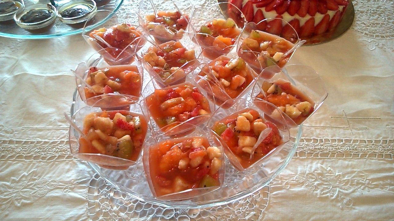 finger food macedonia