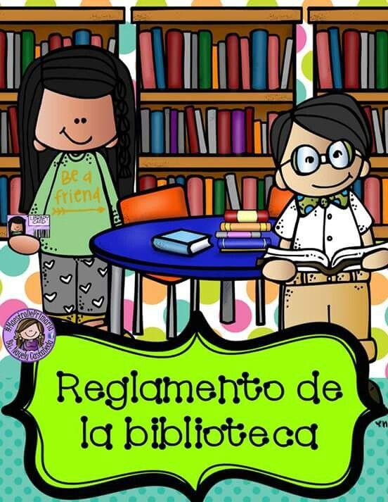 Pin En Biblioteca Escolar