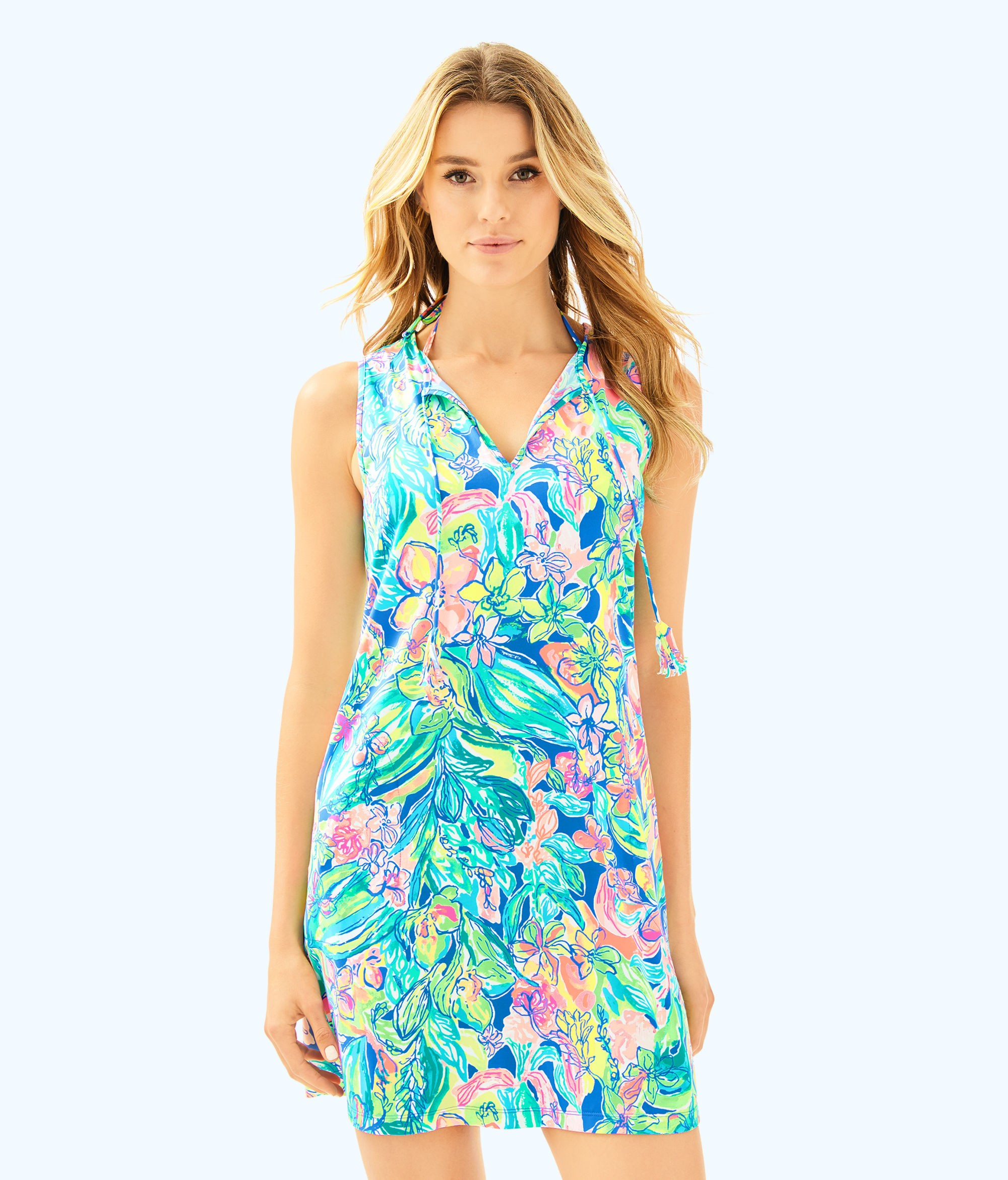 a2e88520c8 Lilly Pulitzer Johana Cover Up - XXS | Products | Cover up, Swim ...