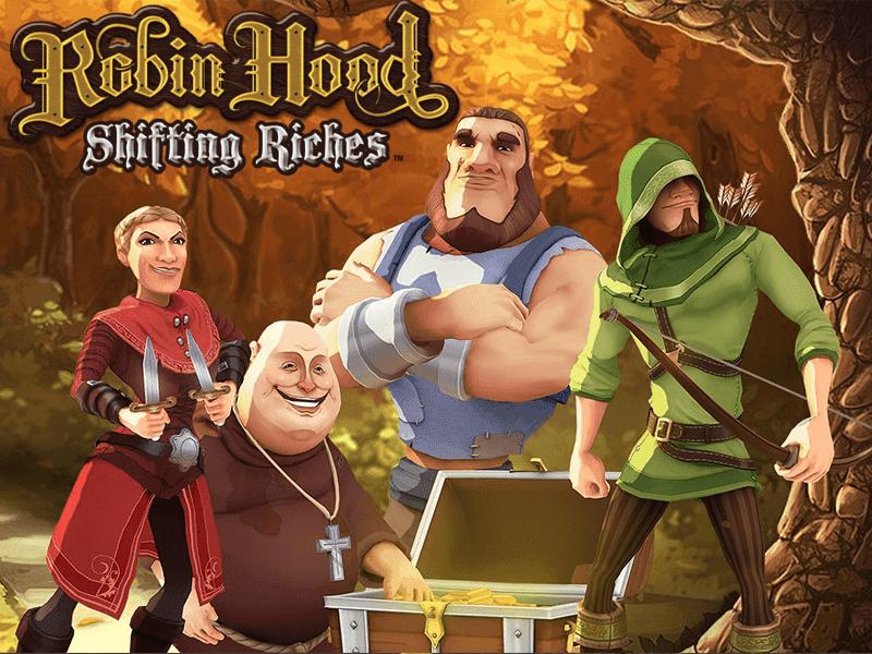 Free Robin Hood Slot Machine Online