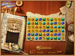 One of our favorite games on iWin com! | Jewel Quest | Free