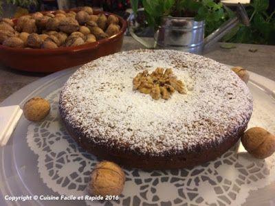Cuisine facile et rapide g teau au noix de laurent mariotte tf1 petits plats en quilibre mais - Cuisine de laurent mariotte ...
