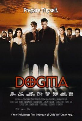 Dogma 1999 Poster | Movie posters, Film posters, Film