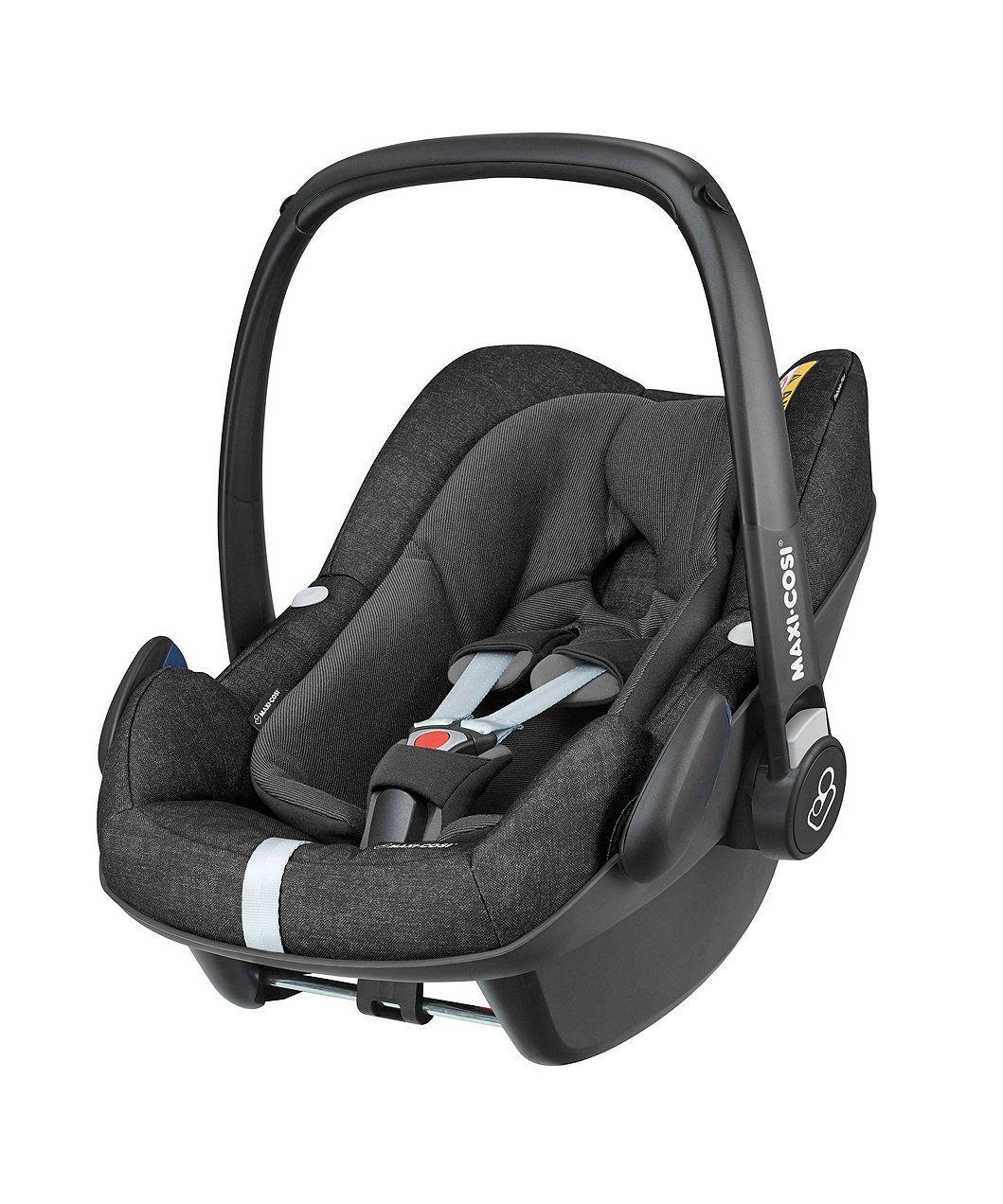 Maxi Cosi Pebble Plus Infant Car Seat Nomad Black Baby Car Seats Maxi Cosi Car Seat Car Seats