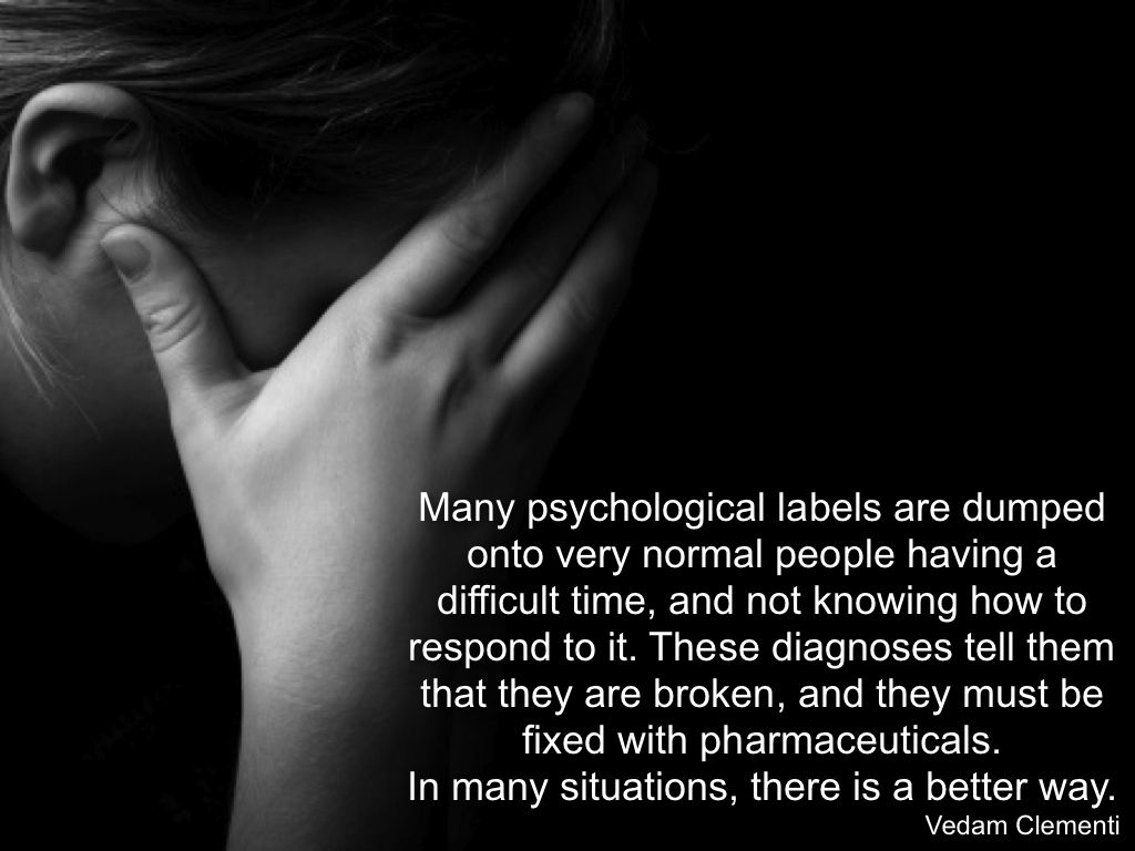 What if a psychological label were given to you?   Psychology, Labels,  Awareness