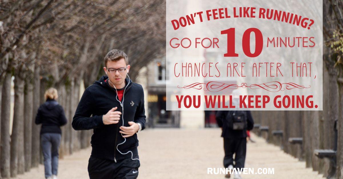Inspiration to run